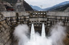 Trung Quốc: Đập thủy điện lớn thứ 2 thế giới đi vào vận hành