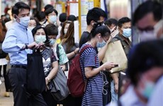 Phần lớn người dân Hàn Quốc vẫn e ngại việc không đeo khẩu trang