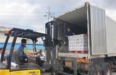 Hàn Quốc: Kim ngạch xuất khẩu trong tháng 6 cao kỷ lục
