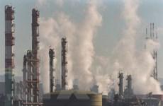 Lượng khí thải của Tây Ban Nha lần đầu giảm xuống dưới mức ghi nhận