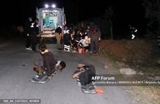 Thổ Nhĩ Kỳ: Tai nạn xe buýt chở người di cư, 12 người thiệt mạng
