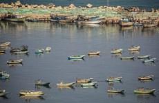 Israel mở rộng vùng cho phép đánh cá ngoài khơi Dải Gaza