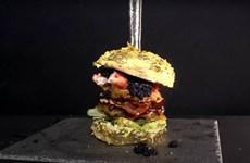 Kỳ lạ chiếc bánh burger đắt nhất thế giới có giá 6.000 USD