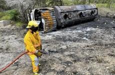 Nổ xe chở nhiên liệu ở Kenya khiến ít nhất 13 người chết