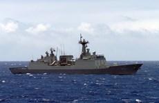 Hàn Quốc thay thế thủy thủ đoàn trên tàu khu trục do nhiễm COVID-19