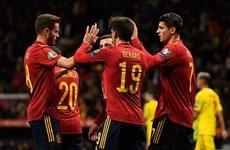 Tây Ban Nha là ứng viên số một giành huy chương vàng bóng đá nam