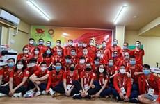 Olympic Tokyo 2020: Đoàn thể thao Việt Nam tích cực tập luyện