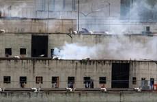 Ecuador: 18 người thiệt mạng do bạo loạn trong nhà tù