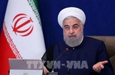 Iran khánh thành kho cảng dầu đầu tiên tại Vịnh Oman