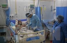 Châu Phi đã ghi nhận hơn 6,38 triệu trường hợp nhiễm bệnh