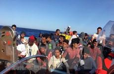 Maroc giải cứu hơn 360 người di cư ở Địa Trung Hải