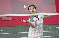 Olympic Tokyo 2020: Thùy Linh thất thủ 0-2 trước đối thủ Đài Bắc