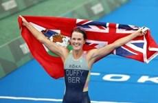 Bermuda có tấm Huy chương Vàng đầu tiên trong lịch sử