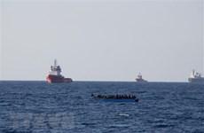 Đắm thuyền ngoài khơi Libya, ít nhất 57 người thiệt mạng