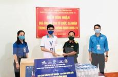 Đoàn Thanh niên TTXVN chung tay cùng Gia Lai phòng, chống dịch
