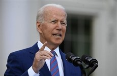 """Tổng thống Mỹ Joe Biden thúc đẩy chương trình """"Mua hàng Mỹ"""""""