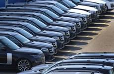 Anh: Sản lượng ôtô tăng hơn 30% trong nửa đầu năm 2021