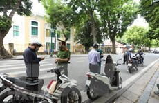 Đà Nẵng xử phạt doanh nghiệp cấp giấy đi đường trái quy định