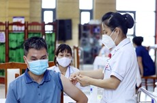 Lạng Sơn, Lào Cai, Thanh Hóa triển khai tiêm vaccine phòng COVID-19