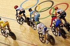 6 kỷ lục thế giới liên tiếp bị xô đổ ở môn đua xe đạp lòng chảo