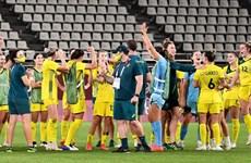 Bóng đá nữ Australia thu hút lượng khán giả kỷ lục tại quê nhà