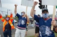 Hàng nghìn nhân viên ở Canada chuẩn bị đình công