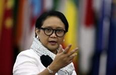 Indonesia, Mỹ tham dự cuộc đối thoại chiến lược lần thứ nhất