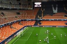 Dịch COVID-19: Tây Ban Nha cho phép 40% cổ động viên vào sân