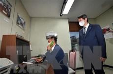 Hàn Quốc hy vọng Triều Tiên cho lắp thiết bị hội nghị trực tuyến