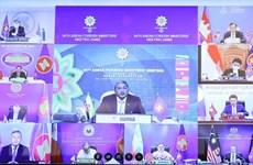 Singapore nắm giữ cương vị nước điều phối quan hệ đối tác ASEAN-Ấn Độ
