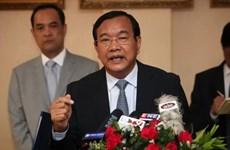 Campuchia hoan nghênh kết quả các hội nghị Bộ trưởng Ngoại giao ASEAN