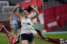 VĐV Kate French của Anh phá kỷ lục 5 môn phối hợp hiện đại nữ