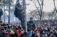 Thổ Nhĩ Kỳ: Xảy ra ẩu đả giữa người dân Ankara và người tị nạn Syria