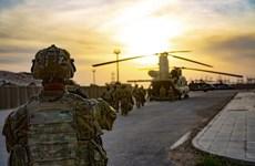 Mỹ không sử dụng sân bay Hamid Karzai cho các cuộc không kích