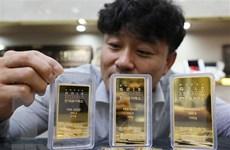 Giá vàng tại châu Á tăng phiên 13/8 do những lo ngại về dịch bệnh