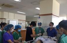 TP. HCM: Liên tục cứu sống nhiều bệnh nhân COVID-19 nguy kịch