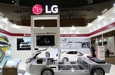 LG Energy Solution củng cố nguồn nguyên liệu cho sản xuất pin xe đi