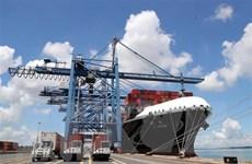Tắc nghẽn trong vận tải đường biển cản trở dòng chảy thương mại