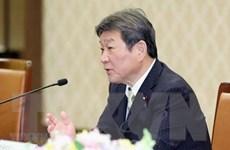Nhật Bản-Iraq tập trung tăng cường hợp tác song phương