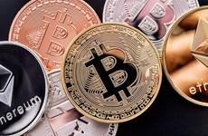 Giá tiền điện tử Bitcoin lập mốc cao kỷ lục trong 3 tháng qua