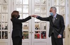 Thủ tướng Singapore khẳng định coi trọng quan hệ với Mỹ