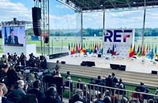 'Khai mạc sự kiện 'Gặp gỡ cộng đồng doanh nhân Pháp 2021'