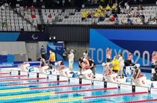 Paralympic Tokyo 2020: Các VĐV bơi lội của Việt Nam không thành công