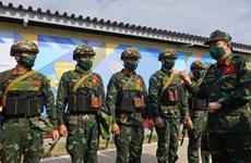 Thiếu tướng Nga đánh giá cao kỹ năng của các xạ thủ Việt Nam