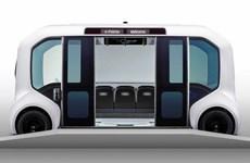 Paralympic Tokyo 2020: Xe tự hành e-Palette của Toyota trở lại
