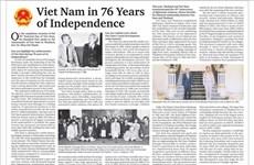 Báo Thái trang trọng đăng bài trả lời phỏng vấn của Đại sứ Việt Nam