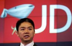 Nhà sáng lập JD.com rời khỏi vị trí lãnh đạo doanh nghiệp