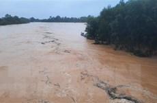 Nhiều tỉnh thành của Campuchia có thể xảy ra ngập lụt