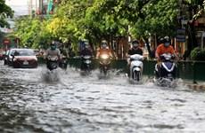 Bắc Bộ hết mưa lớn từ đêm 9/9, lũ lên ở Bắc Bộ, Thanh Hóa đến Hà Tĩnh