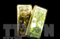Giá vàng thế giới đi lên trước nguy cơ khủng hoảng kinh tế